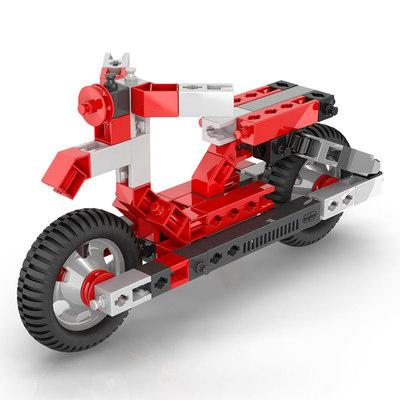 Конструктори з унікальними деталями - Конструктор Engino Inventor Мотоцикли  12 в 1 (1232) ccb735224c606