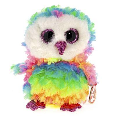 мягкая игрушка Ty Beanie Boo S сова овен 15 см 37221 будинок іграшок купить в киеве харькове одессе днепре по выгодной цене