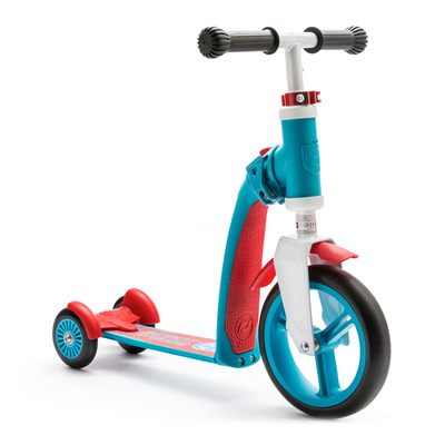 Самокаты - Самокат Scoot&Ride Highwaybaby+ Сине-Красный (SR-216272-BLUE-RED)