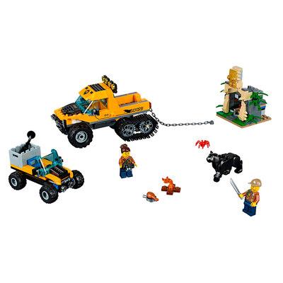 Конструкторы LEGO - Конструктор LEGO City Исследование джунглей (60159) 2dfdcabdcbd
