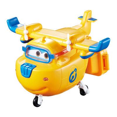 540c4c2cac6d Интерактивные фигурки - Интерактивная игрушка Super Wings Donnie с  чемоданчиком (YW710420)