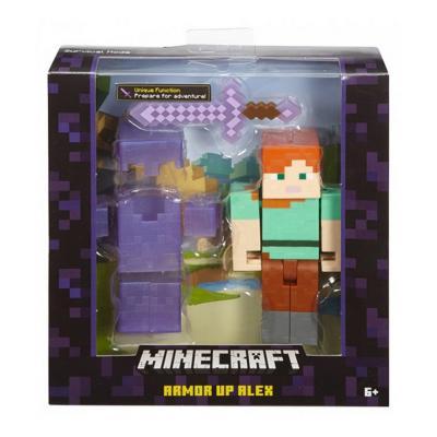 9a468d0ddcc0c Фигурки персонажей - Игровая фигурка Minecraft увеличенная в ассортименте  (DNH08)