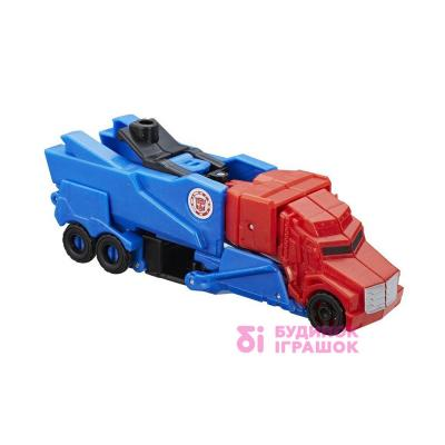 Роботы и трансформеры - Трансформер Transformers Robots in Disguise Оптимус Прайм (B0068/C0648)