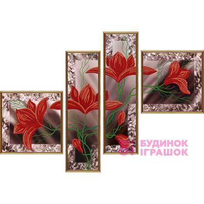 Набори для рукоділля - Набір для вишивки бісером Пробудження Nova Sloboda  (ДК6041) e6d19a7c4fad1