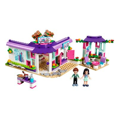 Конструкторы LEGO - Конструктор Арт-кафе Эммы LEGO Friends (41336)