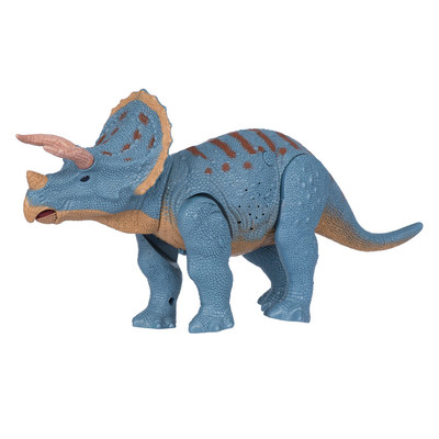 Фигурки животных - Динозавр серый со светом и звуком Same Toy Dinosaur Planet (RS6167AUt)
