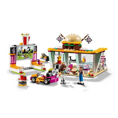 Конструкторы LEGO - Конструктор LEGO Friends Дрифтинг столовая (41349)