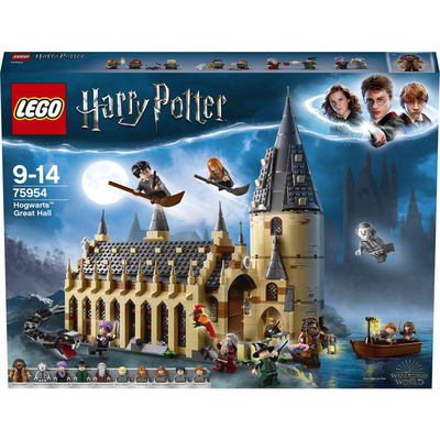 Конструктори LEGO - Конструктор LEGO Harry Potter Велика зала Гоґвортсу (75954)