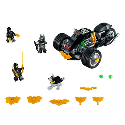 Конструкторы LEGO - Конструктор LEGO Batman Movie Атака Когтей (76110)