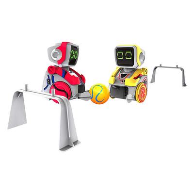 121f524a6a89 Роботы и трансформеры - Игровой набор Silverlit Роботы-футболисты (88549)
