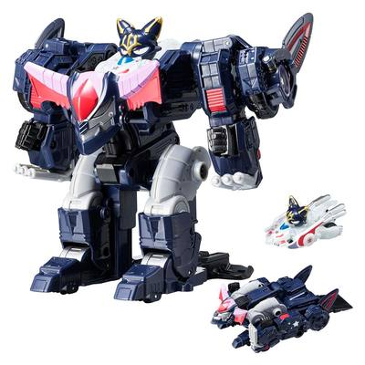 Роботи та трансформери - Іграшка-трансформер Monkart Мегароїд Данте  (330012M) a7ac9b0cd72d1