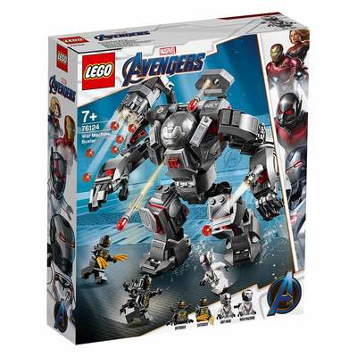 Конструкторы LEGO - Конструктор LEGO Marvel Super Heroes Воитель (76124)