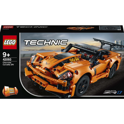 Конструктори LEGO - Конструктор LEGO Technic Chevrolet Corvette ZR1 (42093)