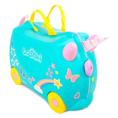 6c8cf9093765 Рюкзаки и сумки - Детский чемодан Trunki Una the unicorn (0287-GB01-UKV