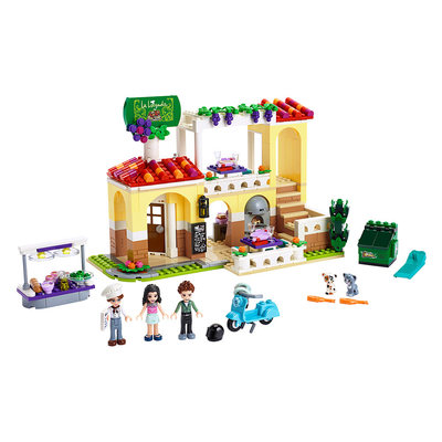Конструкторы LEGO - Конструктор LEGO Friends Ресторан в Хартлейк сити (41379)