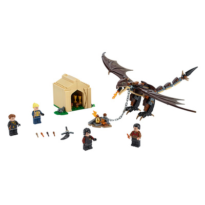 Конструкторы LEGO - Конструктор LEGO Harry Potter Венгерская хвосторога на турнире Трех Волшебников (75946)