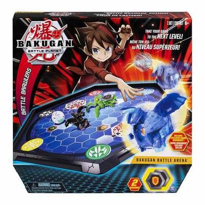 Настольная игра Bakugan Battle planet «Боевая арена»