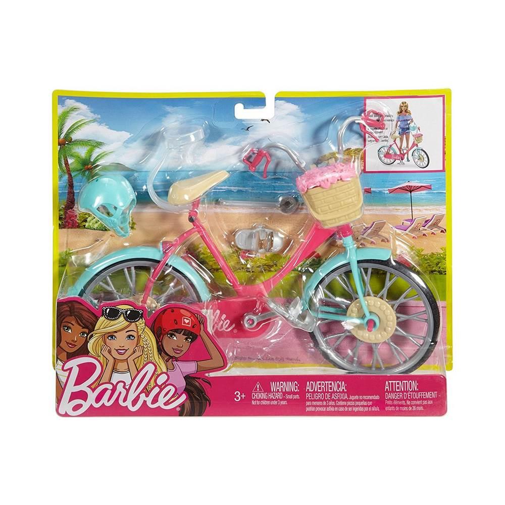 ... Транспорт для ляльок - Аксесуари для ляльки Велосипед Barbie (DVX55) 5 510f2a5faac50