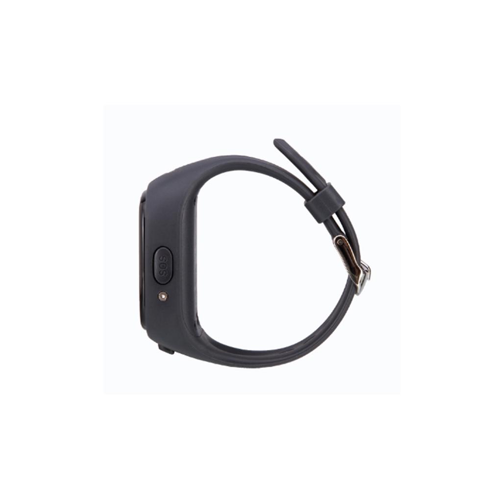 Дитячі годинник-телефон з GPS і WIFI трекером Fixitime 2 чорні (FT ... ced55e3bfb6f3