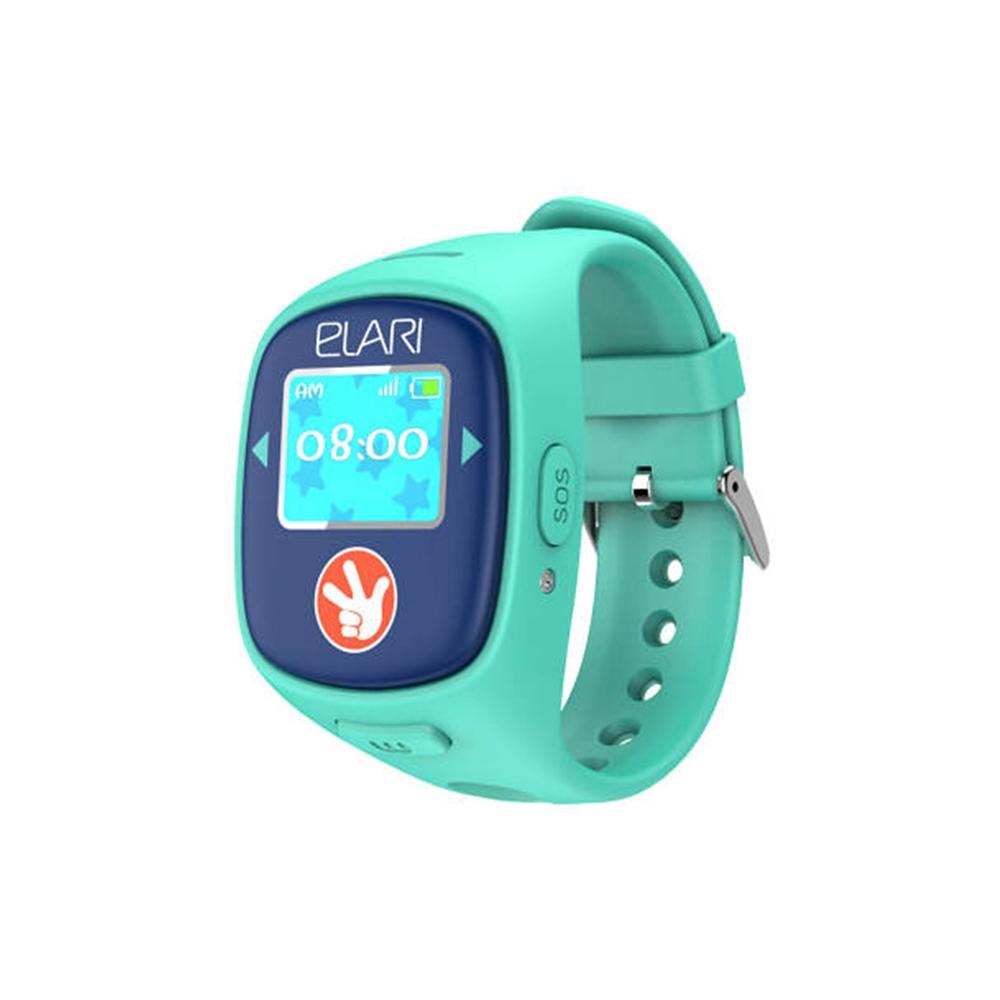Дитячі годинник-телефон з GPS і WIFI трекером Fixitime 2 блакитні ... 6f1a6521a870d