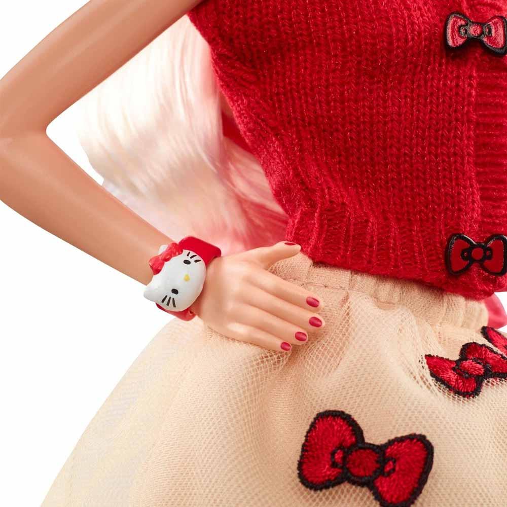 Колекційна лялька Barbie Hello Kitty (DWF58) - купити в магазині ... 5b14816059e37