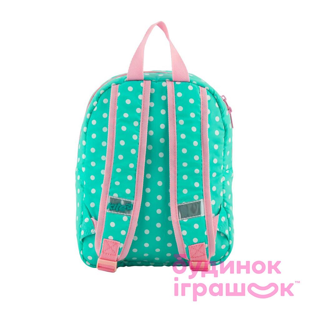 41b0b1f9c056 ... Рюкзаки и сумки - Рюкзак дошкольный Kite с ушками кролика бирюзовый  (K18-541XXS- ...