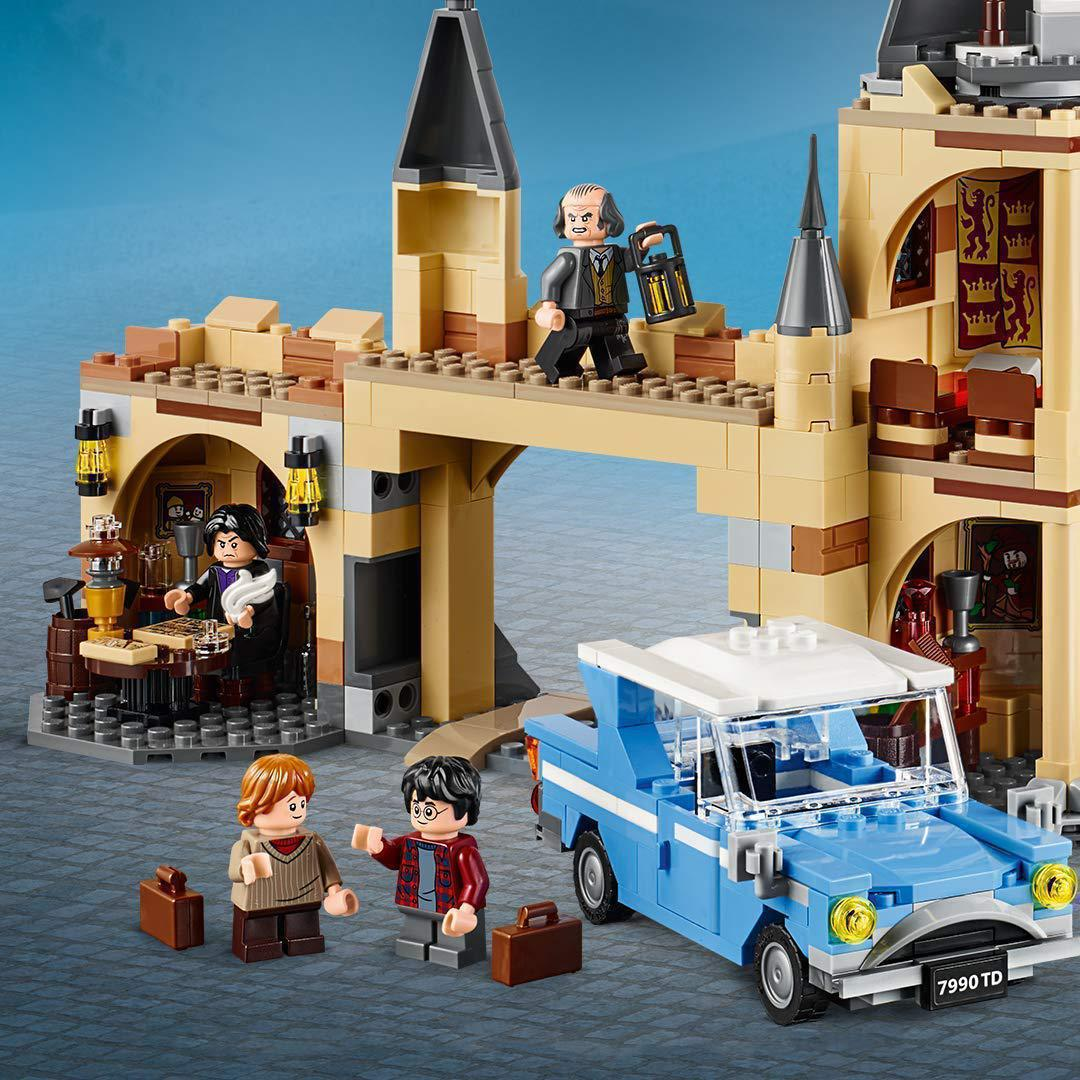 ... Конструктори LEGO - Конструктор LEGO Harry Potter Войовнича верба у  Гоґвортсі (75953) 3 ... 2179495a50555