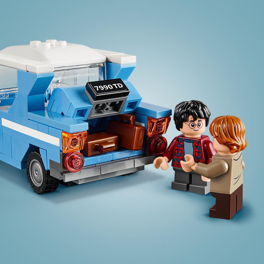 ... Конструктори LEGO - Конструктор LEGO Harry Potter Войовнича верба у  Гоґвортсі (75953) 5 b5f0b70e3cc57
