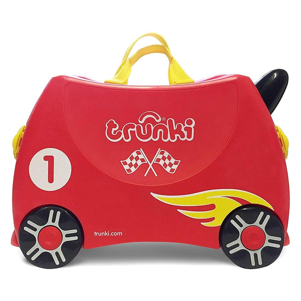 bba6663ad577 ... Рюкзаки и сумки - Детский чемодан Trunki Rocco race car (0321-GB01)# ...