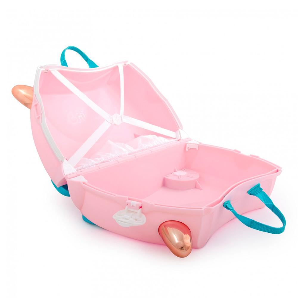 4bd16e7b2d08 ... Рюкзаки и сумки - Детский чемодан Trunki Flossiflamingo (0353-GB01)#4  ...