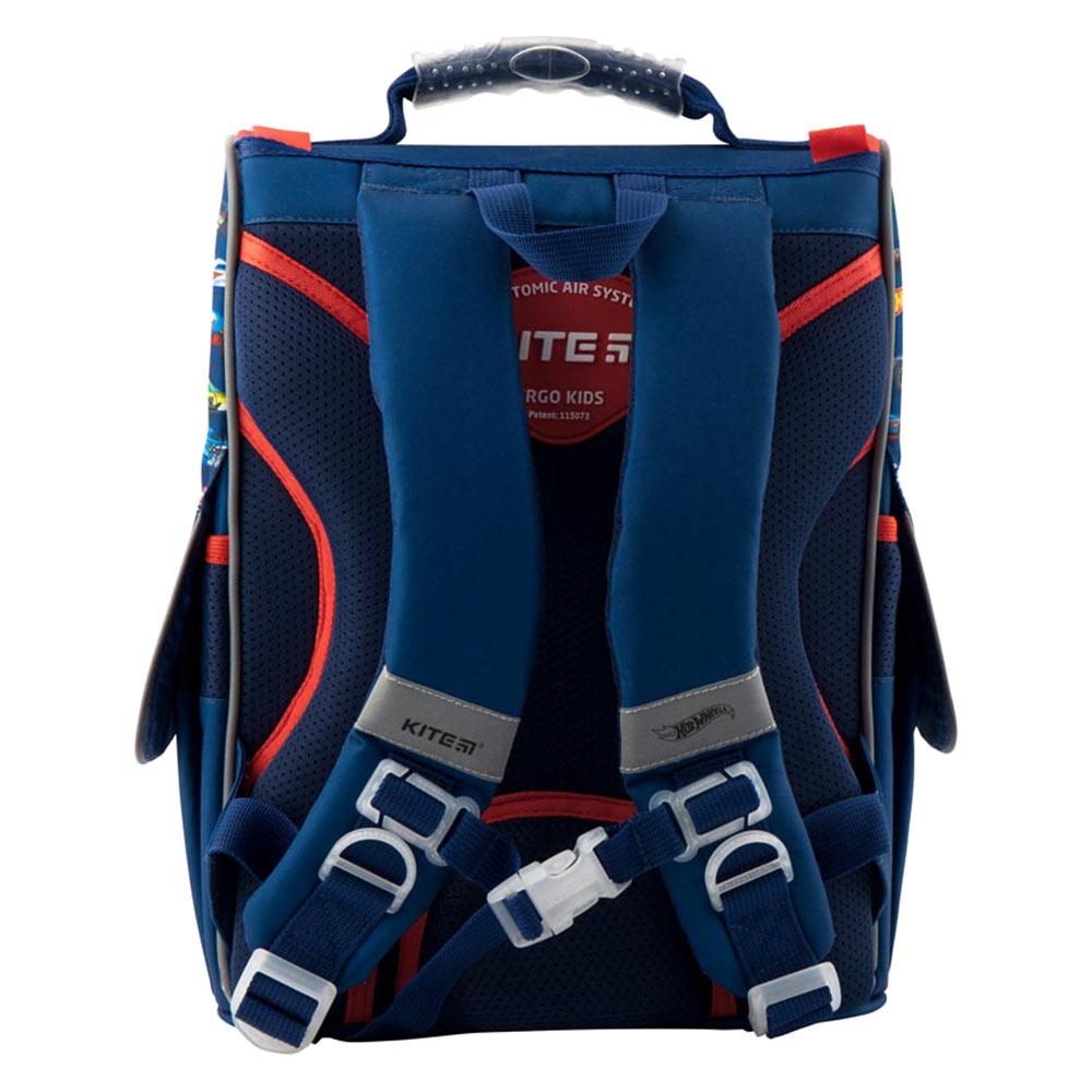 e7f50561ca55 ... Рюкзаки и сумки - Рюкзак школьный Kite Hot wheels 501 HW-1 каркасный  (HW19 ...